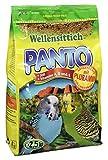 Panto Wellensittichfutter 2.5 kg, 4er Pack (4 x 2.5 kg)
