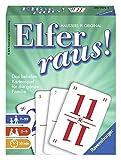 Ravensburger Elfer raus Kartenspiel und Gesellschaftsspiel geeignet für 2 - 6 Spieler, Spiel ab 7 Jahre