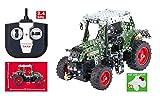 TRONICO Metallbaukasten RC Traktor Fendt 2.4G Konstruktionsspielzeug - Mint - STEM - Modellbau - Bauen mit Werkzeug (23)