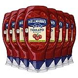 Hellmann's Ketchup Hellmann's Tomato Ketchup, 8 x 430 ml