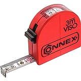 Connex COXT700233 Rollbandmaß 3 m, Innen mit Sichtfenster