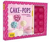 GU Gräfe und Unzer KüchenRatgeber Cake-Pop-Set + Silikonbackform Backbuch backen 8788: Plus Cake-Pop-Backform (für 16 Cake-Pops) (GU BuchPlus)