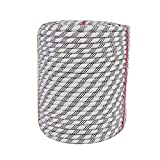 JIE-Seile Polyesterseil, Outdoor Seil, Expanderseil, Durchmesser 16mm, Geeignet Für Traktion, Rettung, Einbau Von Klimaanlagen (Size : 100m)