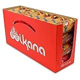 32er Sparpack Wikana Wikinger Minidoppelkekse Kakaocreme (32 x 85 g) Pausensnack klein & handlich für unterwegs Kekse Doppelkekse
