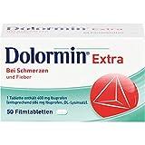 Dolormin extra Filmtabletten 50 stk