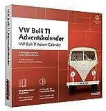 FRANZIS VW Bulli T1 Adventskalender 2020 | In 24 Schritten zum Bulli unterm Weihnachtsbaum | Das Kultauto im Maßstab 1:43| Ab 14 Jahren
