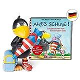 tonies Hörfiguren für Toniebox - Der kleine Rabe Socke - Alles Schule! - ca. 40 Min. - Ab 3 Jahre -DEUTSCH
