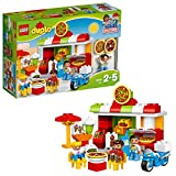 LEGO Duplo 10834 - Pizzeria, Lernspielzeug für Kleinkinder