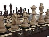 Chessebook Schachspiel Bug 41 x 41 cm Holz