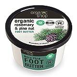 Organic Shop Blue Pine Fußbutter, 250 ml