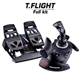 Thrustmaster T.Flight Full Kit (Hotas System inkl. Pedale, PC)