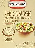 Müller's Mühle Müller Perlgraupen, 10er Pack (10 x 250 g)
