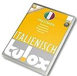 tulox Sprachtrainer Italienisch - Vokabeltrainer, Konjugations- und Grammatiktrainer inklusive e-Euro-Wörterbuch mit 20.000 fremdsprachlichen vertonten Vokabeln