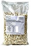 1 kg Cashewkerne in Bruch GMO frei Cashewbruch Cashew Nüsse Cashews Cashewnüsse gesund Proteinreich vegan Soleilfood Cashew