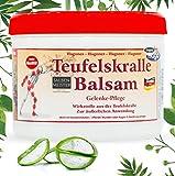 Teufelskralle-Balsam mit Aloe-Vera | Gut Für Muskeln & Gelenke | Teufelskralle-Creme | Teufelskralle-Salbe | 500 ml