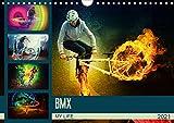 BMX My Life (Wandkalender 2021 DIN A4 quer)