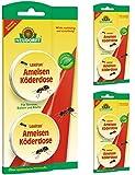 3 x 2 (6 Stk) Neudorff Loxiran AmeisenKöderdose