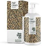 Australian Bodycare hair clean Tea Tree Shampoo 500ml - Teebaumöl Shampoo gegen Schuppen, Juckende und Trockene Kopfhaut - Auch gegen Pickel auf der Kopfhaut. Dandruff Shampoo - Anti Schuppen Shampoo