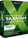 Lexware Taxman 2020 für das Steuerjahr 2019 Minibox Übersichtliche Steuererklärungs-Software für Arbeitnehmer, Familien, Studenten und im Ausland Beschäftigte