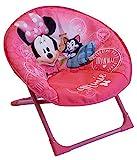 Fun House 712811 Kindersitz Disney Minnie Mond, faltbar, ab 3 Jahren