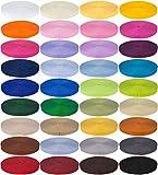 e-kurzwaren Gurtband Polypropylen 2m oder 5m lang - 32 Farben Breiten: 20mm 25mm 30mm 40mm 50 mm (010 Sand)