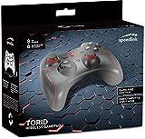Speedlink TORID Gamepad - Kabelloses PC- und PS3®-Gamepad inkl. USB Ladekabel für PC und Konsole - schwarz