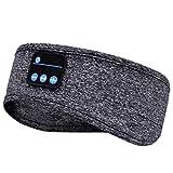 TWDYC Musik Bluetooth Stirnband Yoga Fitness Schlaf Kopfhörer Sportlautsprecher Kopfhörer Kopfhörer Kopfhörer Schlaf Kopfhörer