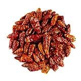 Cayenne Pfeffer Ganze Bio Gewürze - Getrocknete Rote Cayenna Pfeffer - Rote Cayene - Cayena - Cheyenne Pfeffer - Cayennepfeffer - Chayennepfeffer 100g