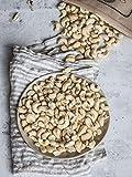 1kg Cashewkerne Roh | JUMBO | Natur | 100 % Naturbelassene Cashew