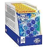 WC Frisch Blau Kraft-Aktiv OzeanFrische, WC-Reiniger und Farbspüler, 9er Pack (9 x 3 Stück)