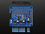 Adafruit DC & Stepper Motor HAT for Raspberry Pi - Mini Kit [ADA2348]