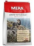 Mera Dog Hundefutter Pure Sensitive fresh meat Huhn & Kartoffel, 12.5 kg