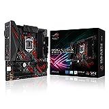 Asus Rog Strix B360-G Gaming Mainboard Sockel 1151 (mATX, Intel B360, DDR4 Speicher, duales M.2, HDMI, DVI, 6Gbit/s SATA, USB 3.1, Aura Sync)