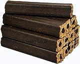 3 x 10 kg mumba® Premium Holzbriketts (Eiche)