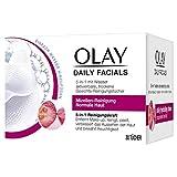 Olay Daily Facials Mizellen-Reinigung Für Normale Haut, 30 Gesichts-Reinigungstücher