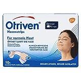 Otriven Besser Atmen Nasenstrips Beige normale Größe, 10 Stück
