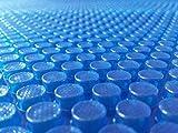 well2wellness® Solarfolie blau 400 My fertig konfektioniert für Rundbecken Ø6,00m