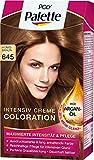 Poly Palette Intensiv Creme Coloration, 645 honigbraun, 3er Pack (3 x 1 Stück)