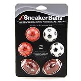 Sneaker Balls für Schuhe Schuhdeo Lufterfrischer Sneakerballs Sportschuhe (Sports Balls Mix)