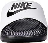 Nike Benassi Jdi, Herren Flip Flop, Weiß (Weiß/Schwarz), 46 EU (12 US)