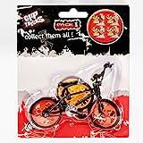 Grip & Tricks - Finger BMX - Mini BMX Freestyle Pack1 Black Model - Mini Fahrrad Freestyle