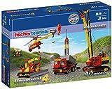 fischertechnik Bauset Universal 4 - der perfekte Baukasten für technikbegeisterte Kinder - Das Konstruktionsspielzeug mit 40 verschiedenen Modellen sorgen für einen umfassenden Einblick in die Welt de