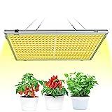 LED Pflanzenlampe 300W, Relassy LED Grow Lampe Vollspektrum, Pflanzenlicht mit 338 LEDs, Grow Light Full Spectrum für Zimmerpflanzen, Gewächshaus Gemüse, Blume