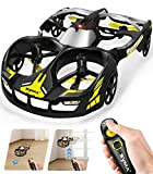 SYMA ferngesteuert Auto RC Autos Indoor Flugzeug Autospielzeug TG1001 2.4 GHz Gyro Geschenk Kinder ab 8 Jahre Schwarz