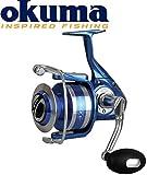 Okuma Azores S-8000 Meeresrolle 310m 0,45mm Schnurfassung, Spinnrolle, Angelrolle zum Spinnfischen & Meeresangeln, Rolle, Salzwasserrolle, Pilkrolle, Rollen zum Meeresfischen
