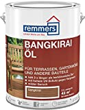 Remmers Gartenholz-Öl - Bangkirai-Öl 750ml
