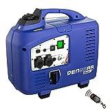 DENQBAR 2,5 kW Inverter Stromerzeuger Notstromaggregat Generator mit eBLUE® Technologie, E-Start und Funk