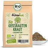 Geißrautentee BIO | 250g | 100% Geißrautenkraut ohne Zusätze | Geißraute Tee lose | vom Achterhof