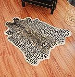 Tomatoa Leopard Tiger Zebra Kuh Hide Mat Teppich Tier Bedruckte Heim Teppich Rasenteppich Wohnzimmer Teppich Zimmerteppich Teppich