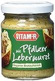 VITAM Grünkernaufstrich Nach Art Pfälzer Leberwurst, 6er Pack (6 x 120 g)